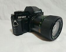 Centon DF-300 35mm Film Camera Vivitar Macro Focusing Zoom Lens No 771929