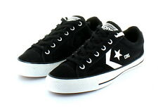 Converse Cons Star Player Ox Black White in Gr. 42,5 / 43,5 US 9