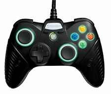 Power-A XBox-360 FUSION Wired Hand Game Controller fus1on 5-LED COLORS afterglow
