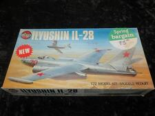 Airfix Model Aircraft Kit 1/72 Scale ILYUSHIN IL-28 Sealed in Type 5 Box Exclnt