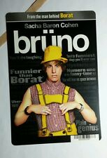 BRUNO SACHA BARON COHEN PHOTO MINI POSTER BACKER CARD (NOT A movie)