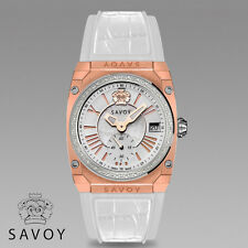 Savoy . C4106A.02D.RA20 . Icon Light Diamond Rose Gold . Armband Uhr Damen . NEU