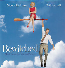 Bewitched-2005-Original Movie Soundtrack-13 Track-CD