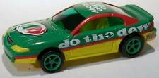 Racing Champions '90s Ford Mustang Green Mountain Dew 1994-'96 1/64