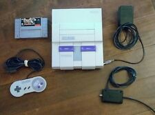 Super Nintendo SNES Console Good Condition UN3 1CHIP