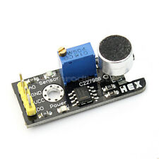 Sensore di Suono Rumore Modulo Protezione Microfono Mic per Arduino PIC AVR