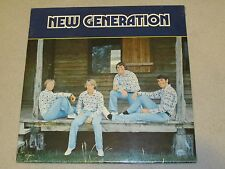 New Generation Self Titled 1960's Private Pressing Gospeltone Recs Texas SS LP