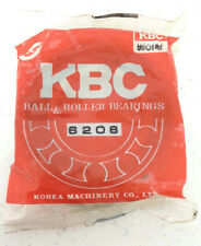 KBC BALL AND ROLLER BEARINGS 6206 (NEW IN BAG)