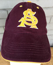 Arizona State University Jeweled Bedazzled Sundogs Strapback Baseball Cap Hat