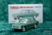 [TOMICA LIMITED VINTAGE LV-58b 1/64] TOYOTA COROLLA 1200 4 Door (Green)