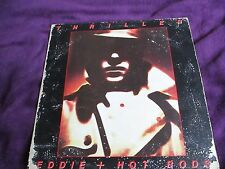 EDDIE & THE HOT RODS - THRILLER - LP RECORD