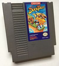 Nintendo NES Disney's Duck Tales Ducktales Video Game Cartridge