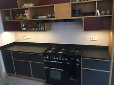 Black Absolute Matt finish   |  Granite  KITCHEN WORKTOP| All Colours Available