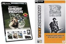 Ghost Recon Tom Clancy Gold Edition & oculto y peligroso de lujo