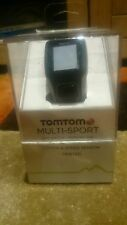 TomTom Multisport GPS Watch with Cadence and Speed sensor, Dark Grey
