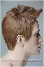 ✂ HINDSGAUL Hartschalen Perücke für Schaufensterpuppe Hardcap Wig for mannequin