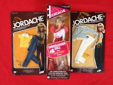 Mego Jordache Cheerleader Doll And 2 Outfits