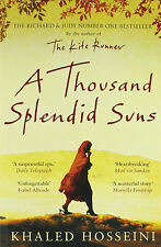 A Thousand Splendid Suns by Khaled Hosseini (Paperback) Indian Edition