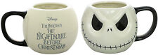 The Nightmare Before Christmas Jack Face Ceramic Coffee Cup Mug BOXED DISNEY NEW