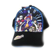 Casquette BEYBLADE Metal Fusion * NOIR * NEUF *