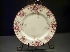 "Royal Albert Cottage Garden Salad Plate 8 1/4"" Made In England Retired Pattern"
