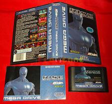 RISE OF THE ROBOTS Sega Mega Drive Versione Europea PAL ○ COMPLETO - DI