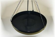 Frying pan 13 2/5in for Three leg-Grill Sausage skillet Grillpan Fire bowl
