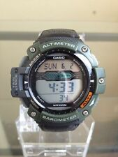 NIB CASIO SGW300HB Twin Sensor Multi-Function Digital Sports Watch FREE SHIP