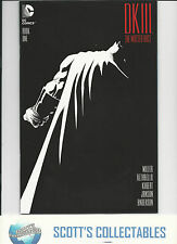 DARK KNIGHT III MASTER RACE  #1  NM (BOARD & BAGGED)  FREEPOST