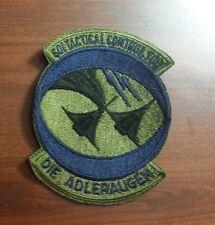 USAF FLIGHT SUIT PATCH, 601ST TACTICAL CONTROL SQUADRON