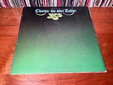 Yes - Close To The Edge ♫ Original 1972 Press - Voted Best Prog Rock Album Ever!