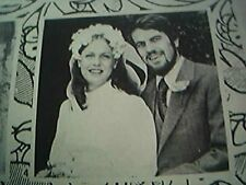 ephemera 1974 kent wedding picture r morley miss veronica higgins langley heath