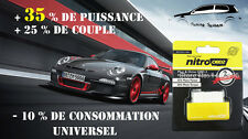 BOITIER ADDITIONNEL CHIPS  PUCE OBD2 TUNING PEUGEOT 307 CC 2.0 2L 16S 180 CV