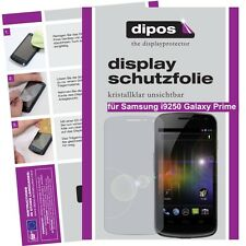1x Samsung Galaxy Nexus i9250 Schutzfolie klar Displayschutzfolie Folie Display