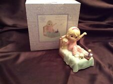 "Precious Moments ""Sing For Joy With Each New Day""   CC990001 2009 Membership Fig"