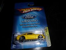 Hot Wheels First Editions 2005 Ford Mustang GT Dealers Promotion & Protecto