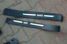 BMW E39 Limo Einstiegskeisten hinten  chrom DEFEKT