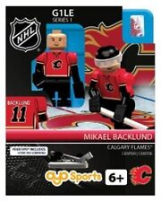 Mikael Backlund OYO CALGARY FLAMES NHL HOCKEY Mini Figure G1