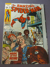 The Amazing Spider-Man #99 Panic In The Prison! Stan Lee, Gil Kane Art NM