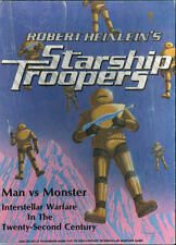 Avalon Hill Starship Troopers PDF Reference Disc Free P+P