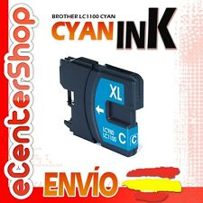 Cartucho Tinta Cian / Azul LC1100 NON-OEM Brother DCP-385C / DCP385C