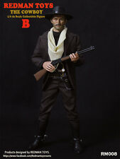 "1/6 Scale REDMAN TOY Model Toy -The Cowboy The Bad 12"" Action Figure RM008 B"