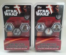 Star Wars Trading Discs Series 2 - Two Packages of 14 Collectible Trading Discs