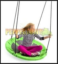 Canvas Nest Swing Green 100cm Special Needs Cubbyhouse Playground Equipment