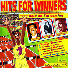 "HITS FOR WINNERS ""Hold On I'm Coming"" CD 16Tracks NEW & OVP"