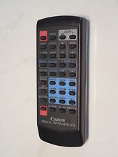 CANON WL-D79 WIRELESS REMOTE CONTROL ORIGINAL