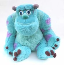"Authentic DISNEY STORE Monster's Inc Sulley 16""  PLUSH STUFFED TOY Sully"