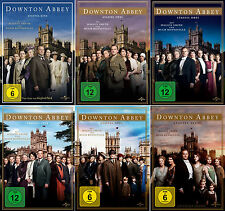 Downton Abbey - Die komplette 1. - 6. Staffel                        | DVD | 111