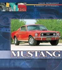 Mustang: Four Decades of Muscle Car Power-ExLibrary