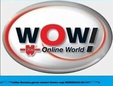 BESTE - PROFI-DIAGNOSE WOW Würth Diagnosesoftware 5.00.8 DVD Software